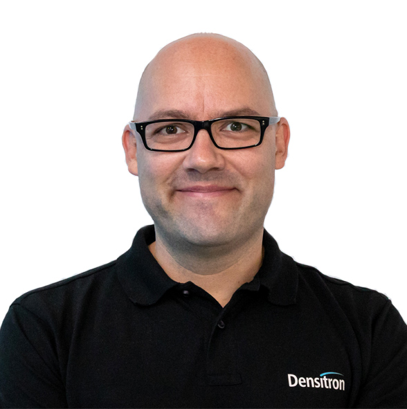Matej Gutman, Densitron